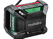 Akku-Radio METABO DAB+ BT