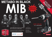 MIB - Metabo in Black